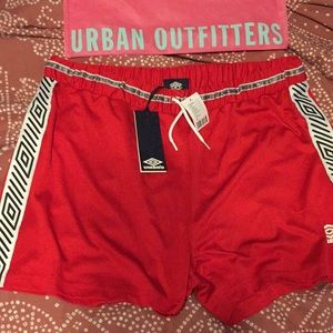 Nwt umbro xl shorts from urban outfitters